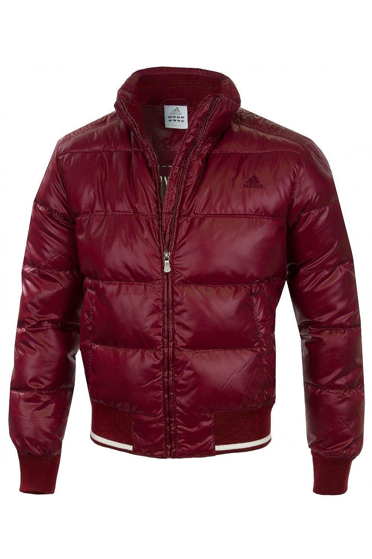 Padded Jacket Adidas Maroon