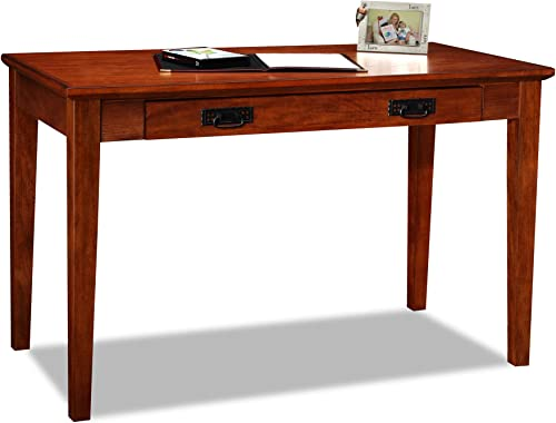 Leick Boulder Creek Mission Laptop Writing Desk