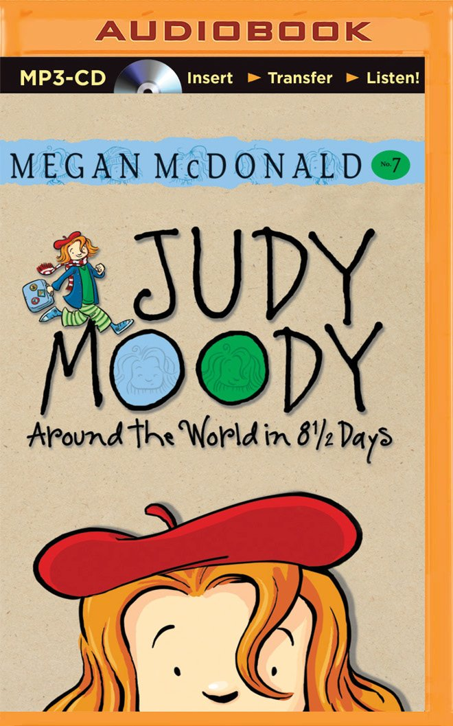 Download Judy Moody: Around the World in 8 1/2 Days pdf epub