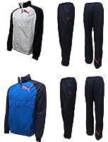 Puma Mens Tracksuit Woven Graphic Jog Suit Track Top/Pants New 824555