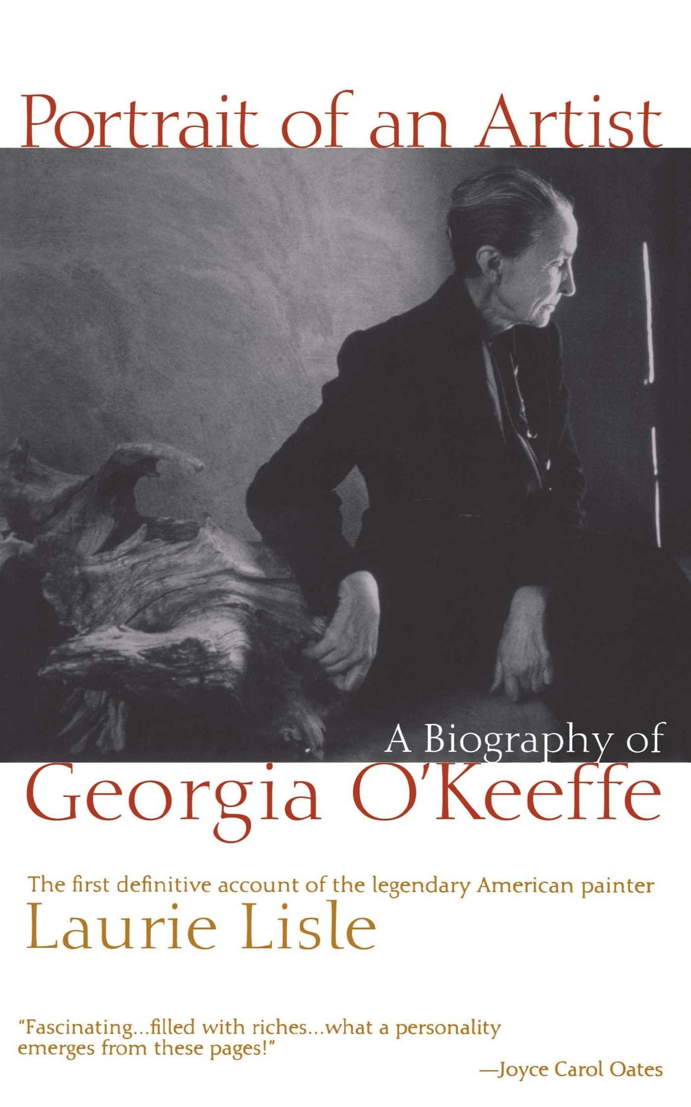 Portrait Of An Artist A Biography Of Georgia O Keeffe Lisle Laurie 9780671016661 Amazon Com Books