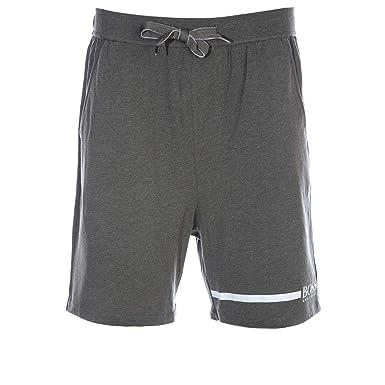 BOSS Trend - Pantalón corto de chándal, color caqui - Caqui ...