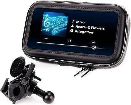 Soporte GPS - Smartphone para Moto, Bici, Scooter: Amazon.es: Electrónica