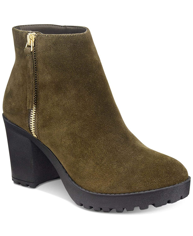 Material Girl Frauen Ellice Geschlossener Zeh Fashion Stiefel