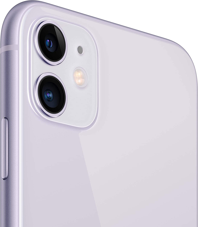 Apple Iphone 11 64gb Violett Entriegelte Elektronik