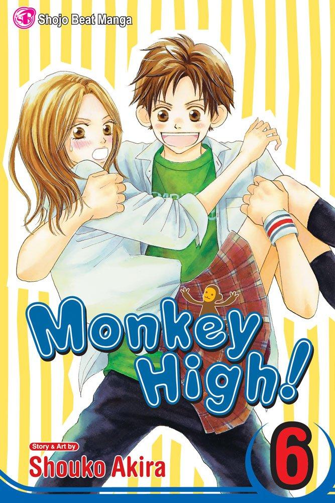 Download Monkey High!, Vol. 6 PDF