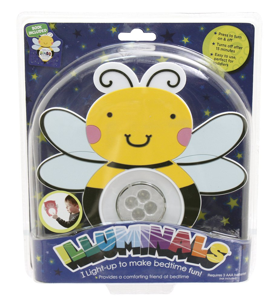 Illuminals - Bingo the Bee - Timed Night Light by Unknown