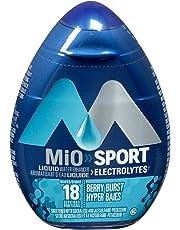 MiO Sport Berry Burst Electrolyte Liquid Water Enhancer, 48mL