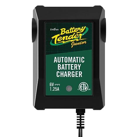 Battery Tender 6V, 1.25A Battery Charger