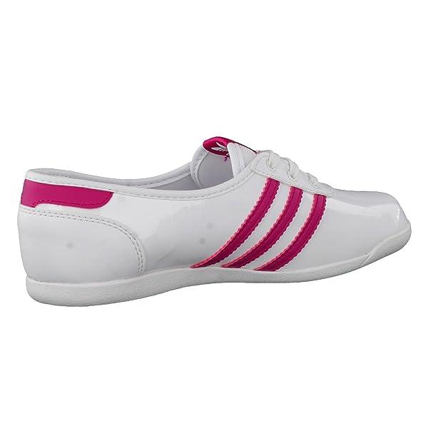 adidas Forum Slipper 2.0 K W Ballerinas, women's, Blanc