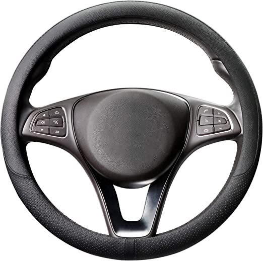 15 Caff/è Lifetooler Auto Volante auto copre copre Ice Silk universale 38 centimetri traspirante anti-scivolo copriruota Accessori interni per auto furgone autocarro SUV