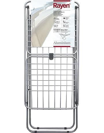 Rayen 0334 - Tendedero de Aluminio, Hasta 20 Metros de Tendido, 177 x 55