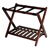 Amazon Price History for:Casual Home Luggage Rack with Shelf