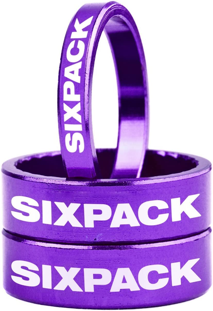 Sixpack-Racing Spacer Set