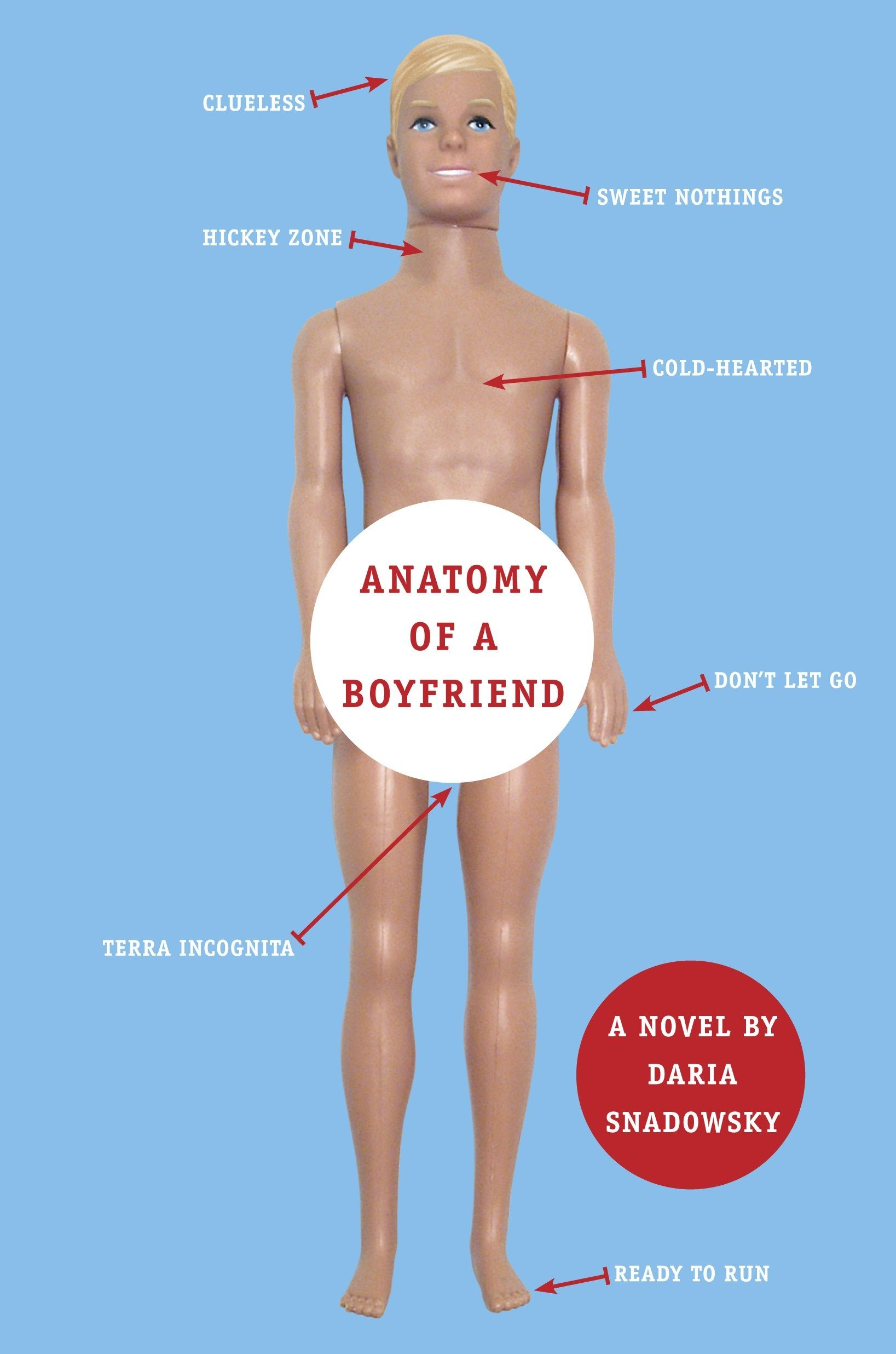 Anatomy Of A Boyfriend Daria Snadowsky 9780440239444 Books