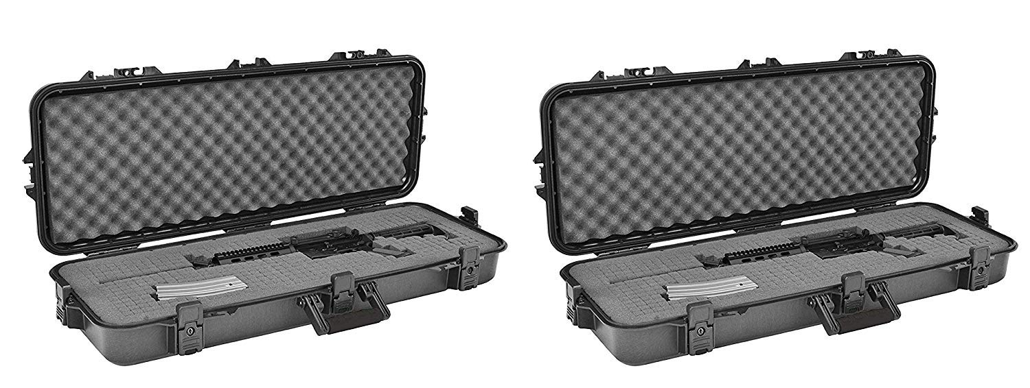 Plano All Weather Tactical Gun Case, 42-Inch (Pack of 2)