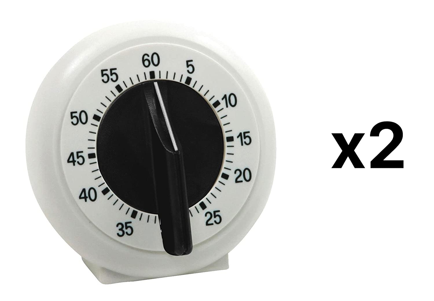 Amazon.com: Taylor Precision Products Mechanical Long Ring Timer ...