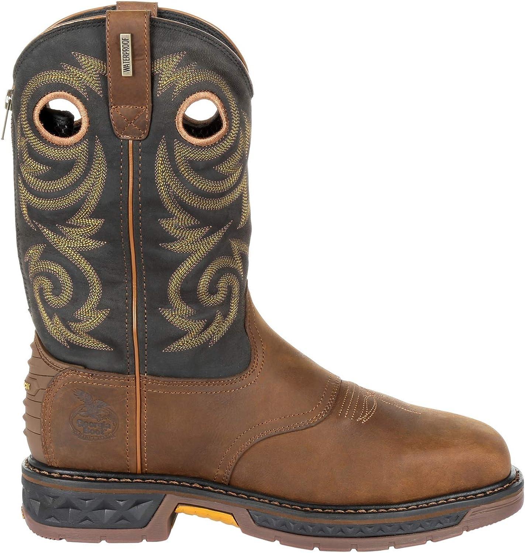 Georgia Boot Mens Carbo-Tec LT Non