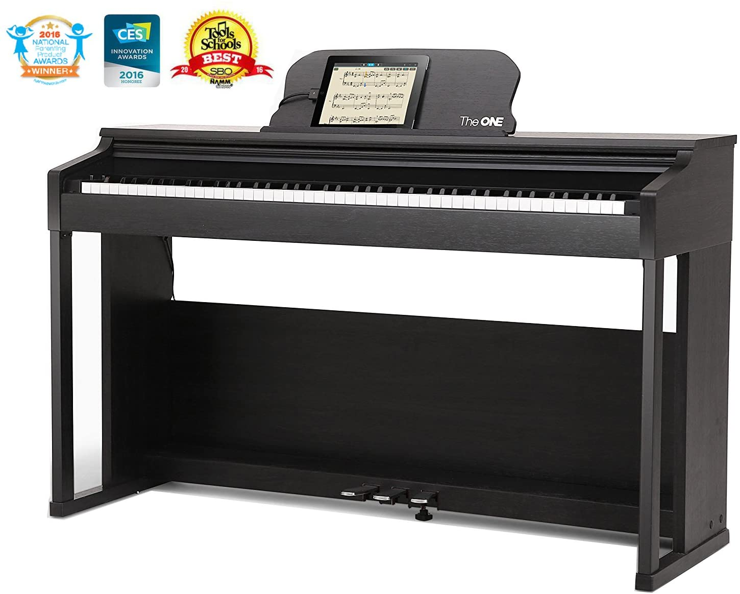 The ONE Smart Piano, Weighted 88