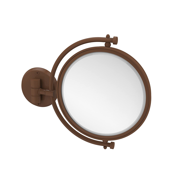 人気が高い  Allied真鍮壁マウントメイクアップミラーwith 2 ブロンズ(antique x倍率 bronze) WM-4/2X-BBR 1 ブロンズ(antique B002CQVI5Q ブロンズ(antique bronze) ブロンズ(antique bronze), ナオイリマチ:e2682c0b --- ciadaterra.com
