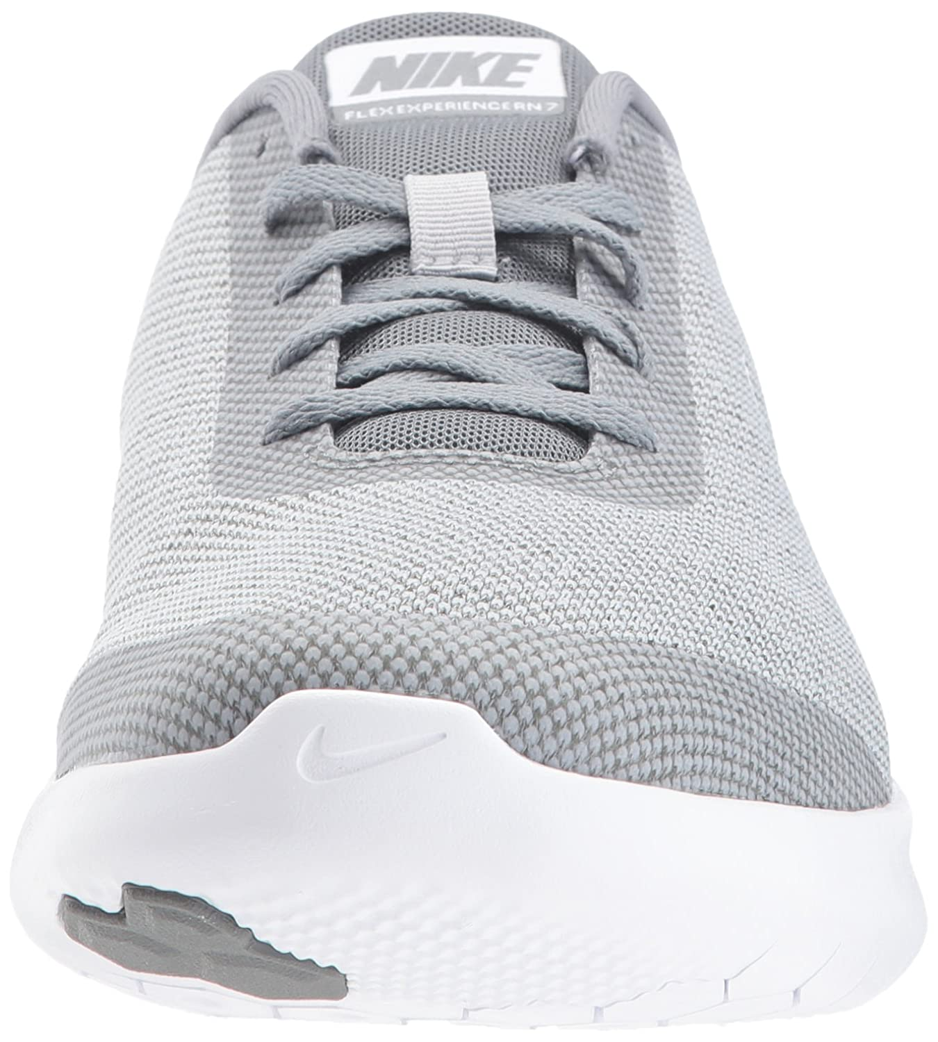 NIKE Men's Flex Experience 7 Running Shoe B072FBM2Y8 6.5 D(M) US|?wolf Grey/White-cool Grey