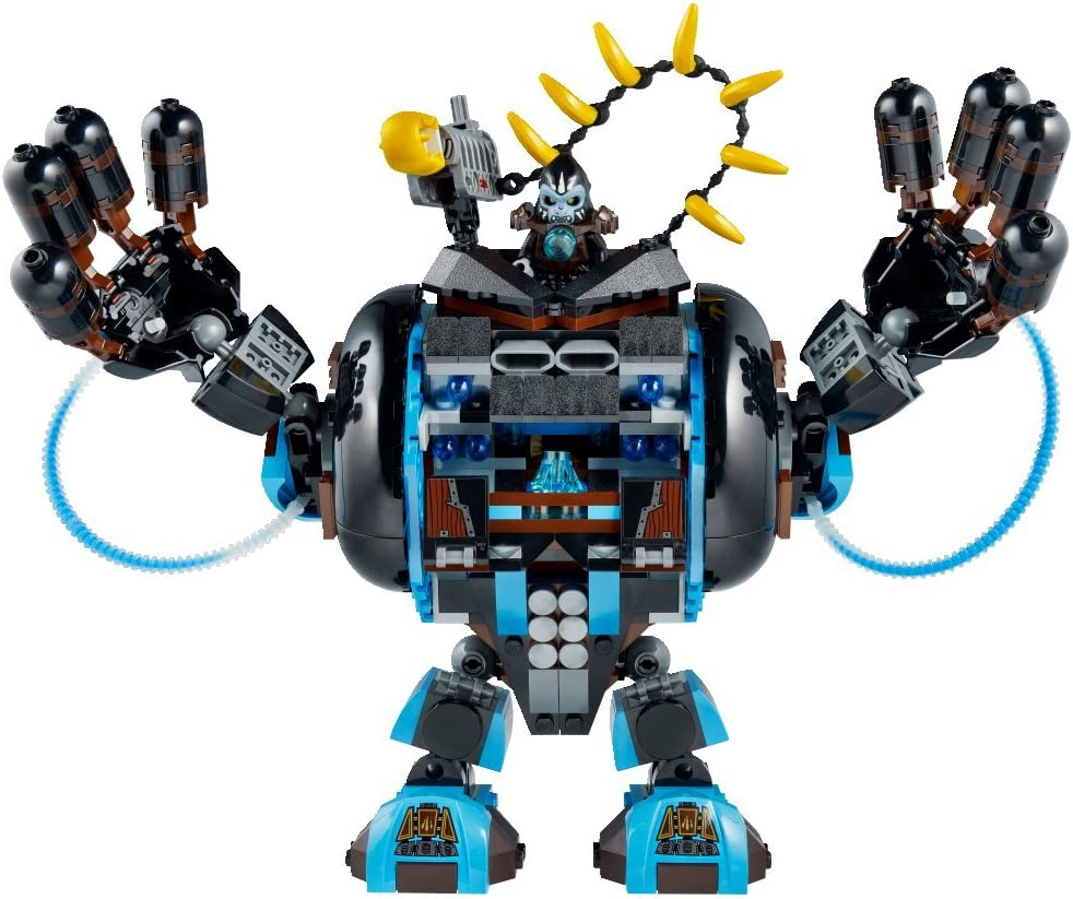LEGO Legends of Chima - Set de Juego Gorzans Jungle Striker ...