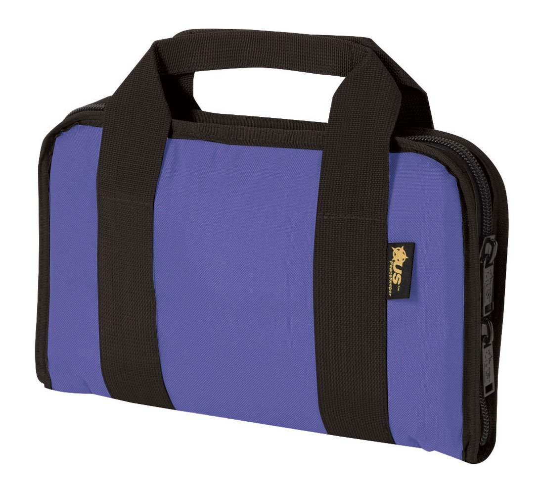 US Peacekeeper P21124 Attaché Case (Purple) by US PeaceKeeper Products