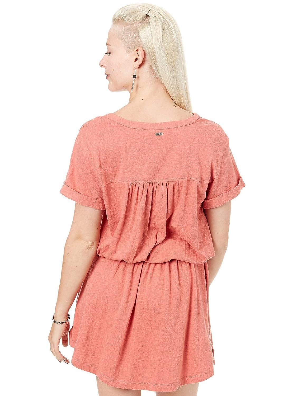 Roxy Faded Rose Lucky Stars Womens Dress