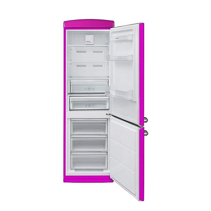 Telefunken TFK373FP2 - Refrigerador/congelador independiente con ...