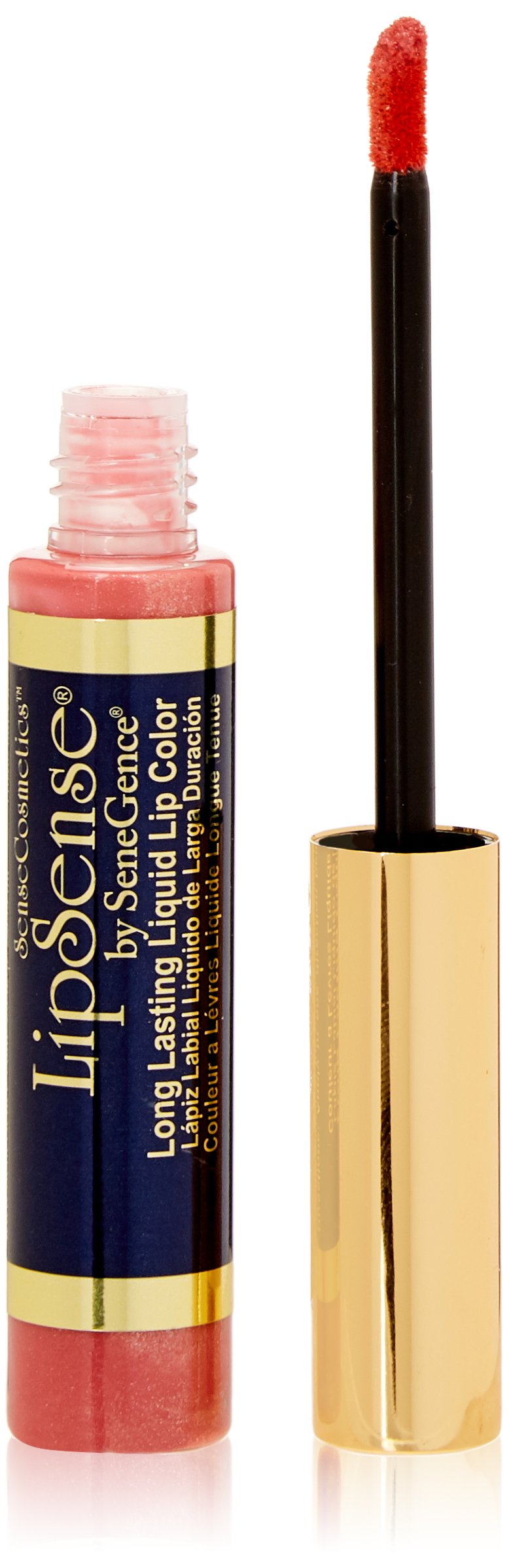 LipSense Liquid Lip Color, Aussie Rose, 0.25 fl oz / 7.4 ml