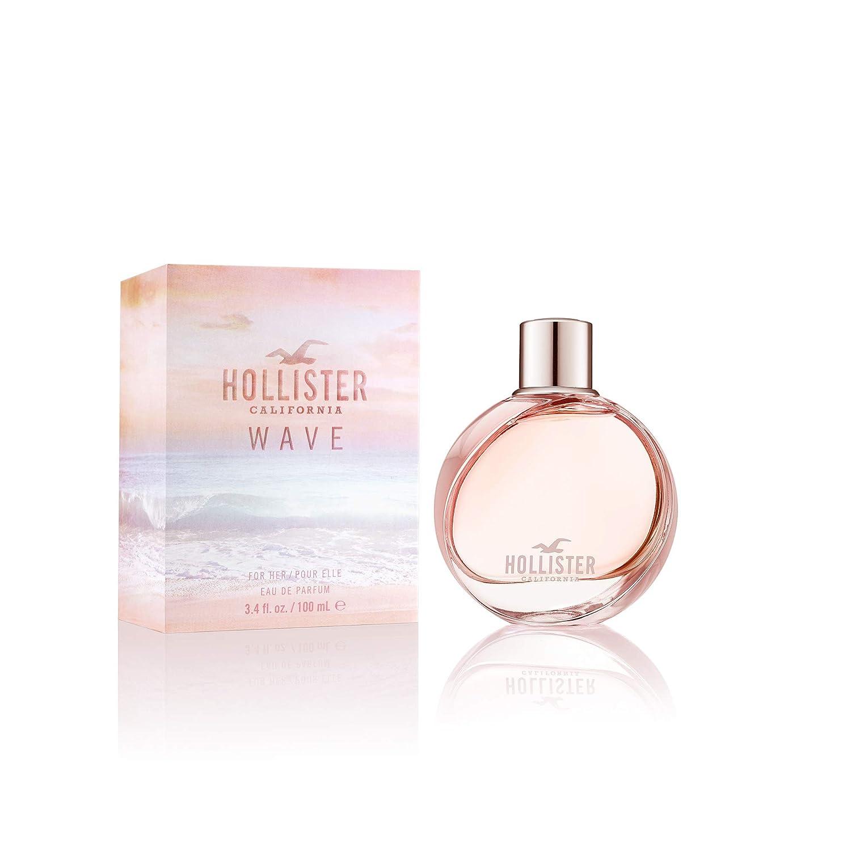 Hollister De 100 Eau Vaporisateur Femme Wave Parfum Pour Ml UzMVSp