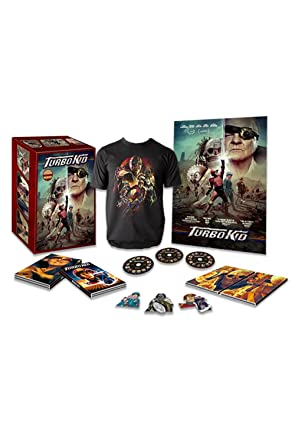 TURBO KID 2 YEAR ANNIVERSARY BOX LIMITED EDITION (2X-Large)