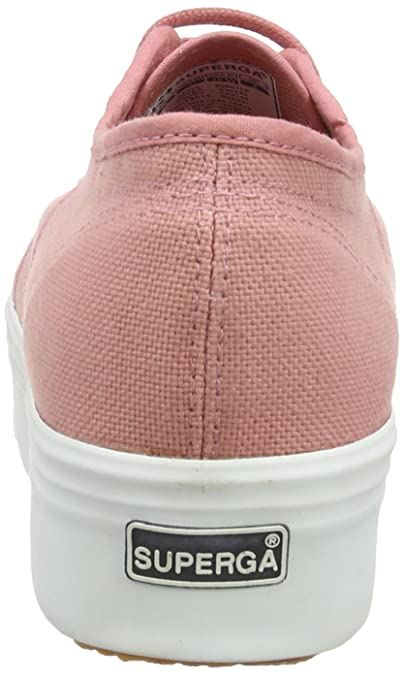 2790Cotw Linea Up And Down, Zapatillas Unisex, Rosa (C06 Dusty Rose), 38 Superga