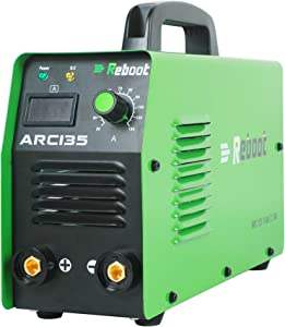 Reboot portable 110v stick welder