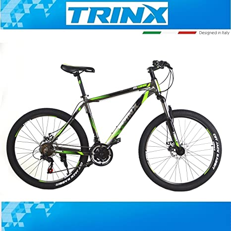 Mountain Bike Bicicleta 26 pulgadas trinx M136 MTB 21 velocidades ...
