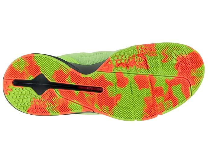 Nike Jordan Cp3.IX AE, Scarpe da Basket Uomo, Verde (Verde (Ghst Grn/Mtllc Slvr-HST-Brght)), 40 1/2 EU