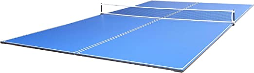 JOOLA Tetra - 4 Piece Ping Pong Table Top for Pool Table - Best For Casual Players