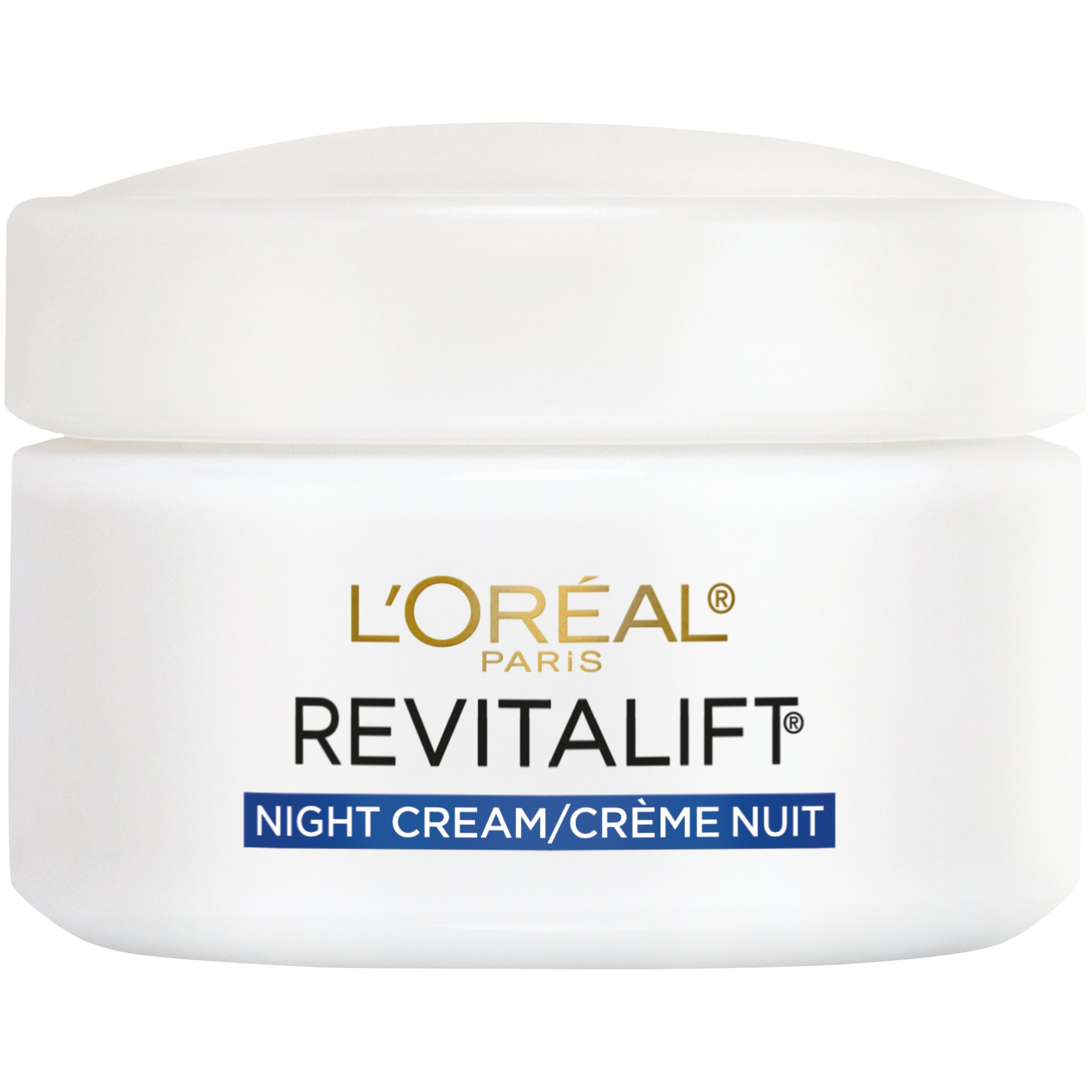 L'Oreal Paris, RevitaLift Anti-Wrinkle + Firming Night Cream Moisturizer 1.7 oz by L'Oreal Paris