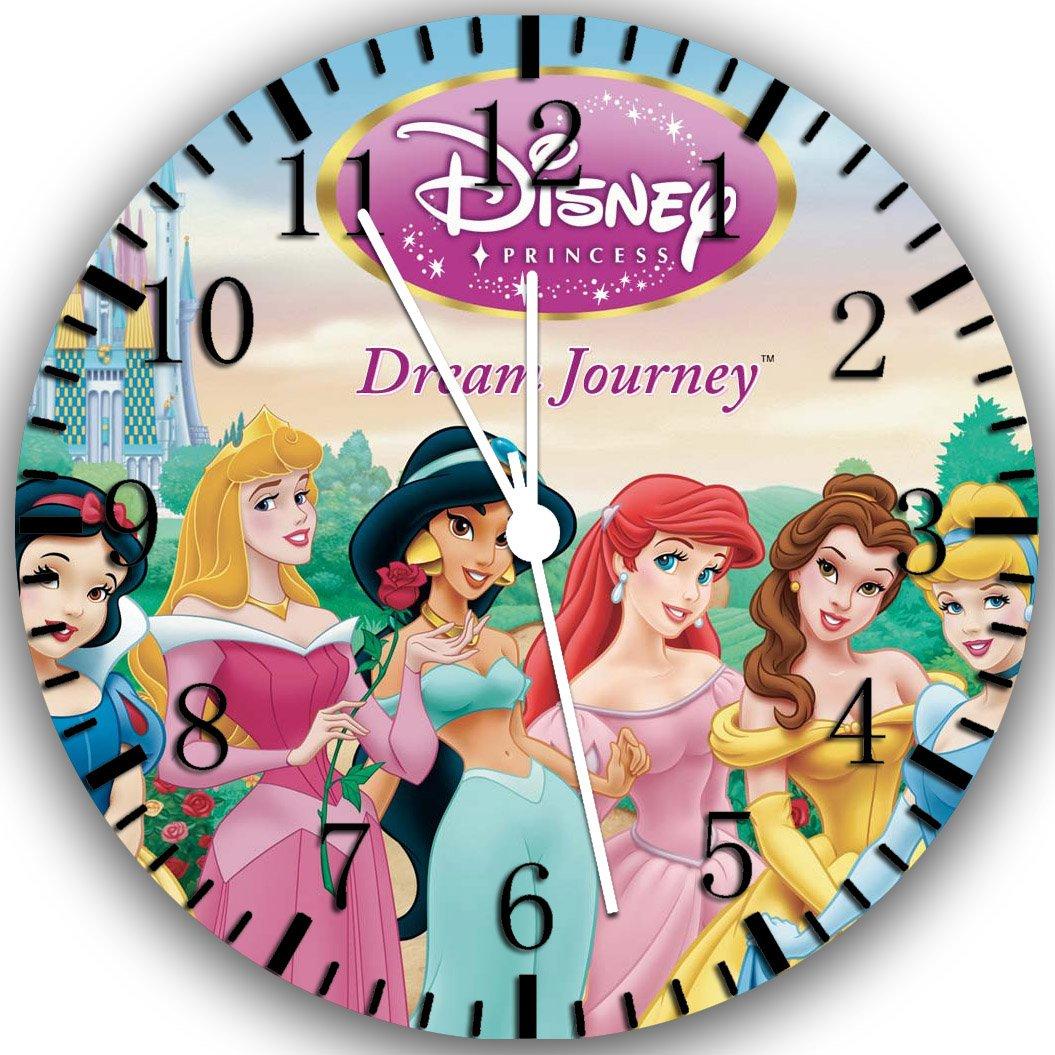 Disney princess Wall Clock 10 Will Be Nice Gift and Room Wall Decor W228 IKEA