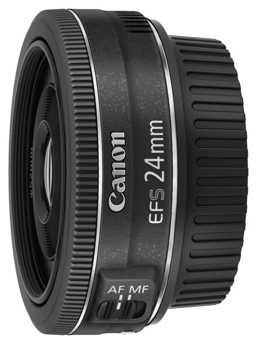 Canon Pancake EF S mm f  STM