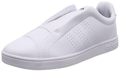 cheap for discount 5d697 e5682 adidas Advantage Adapt, Chaussures de Fitness Femme, Blanc FtwblaMaruni  000, 36
