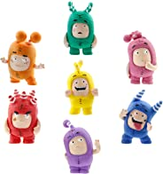Oddbods Toy Set of Mini Figurines for Preschool Kids (Ages 3+)