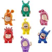 ODDBODS Toy Set of Mini Figurines