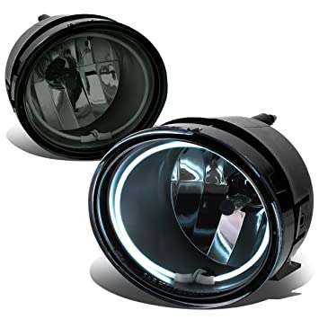 Delightful Nissan Frontier / Xterra Pair Of Bumper Halo Ring Fog Lights+CCFL Power  Inverter (