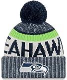 Bonnet Beanie NFL Seahawks New Era bonnet en tricot bonnet pour l'hiver