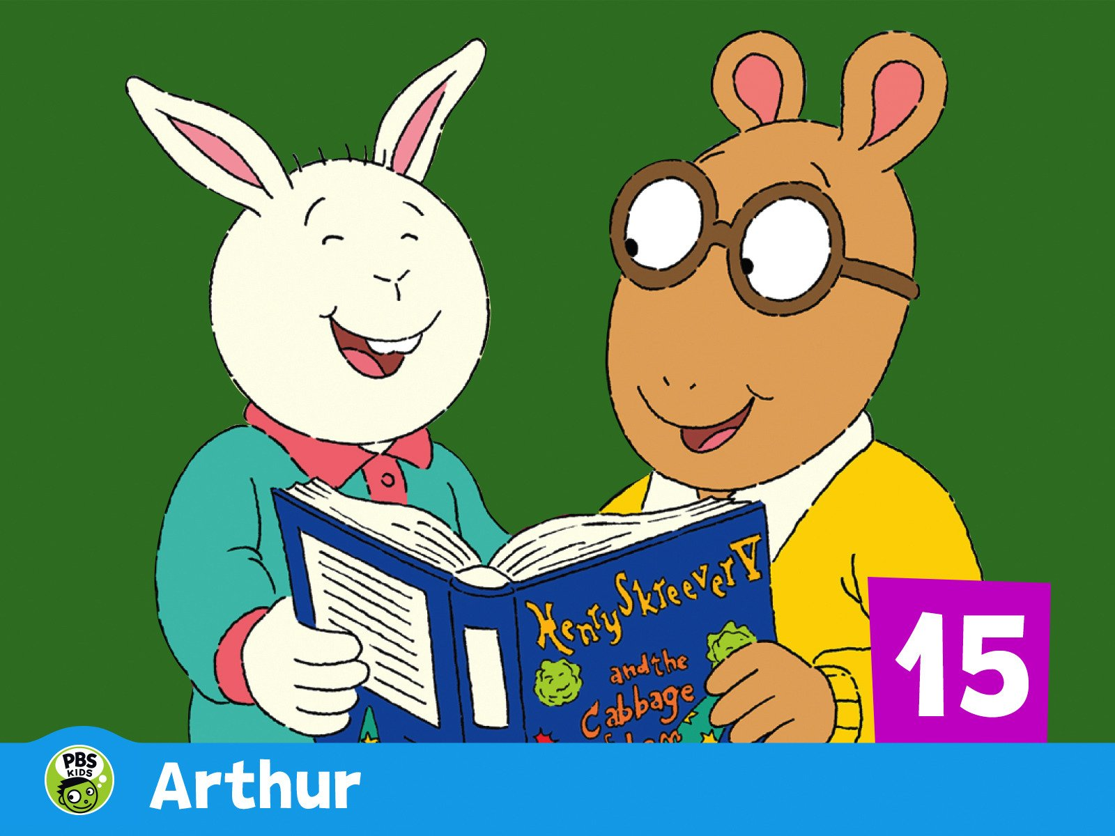 Amazon com: Watch Arthur Season 15 | Prime Video