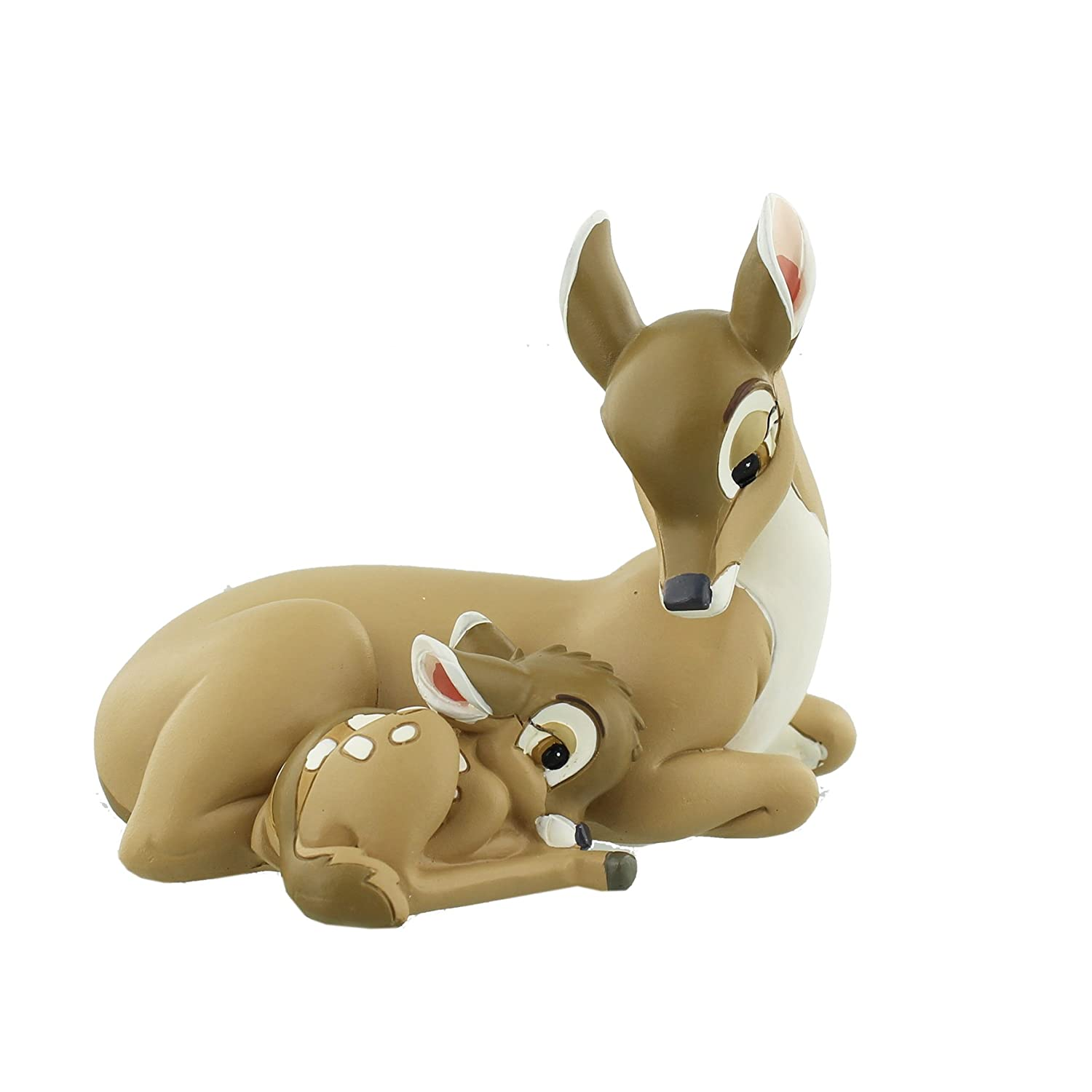 Disney Bambi and Mother Keepsake Figurine 11cm Magical Moments - My Little One DI182 Widdop Bingham
