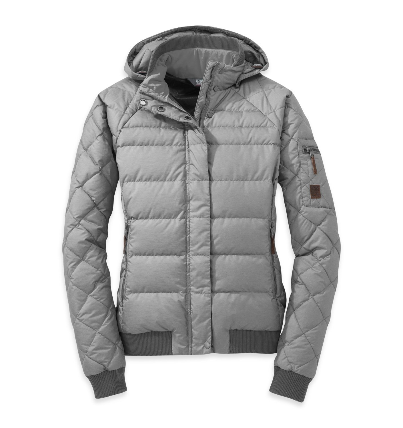 Amazon.com: Outdoor Research Women's Placid Down Jacket: Sports ...