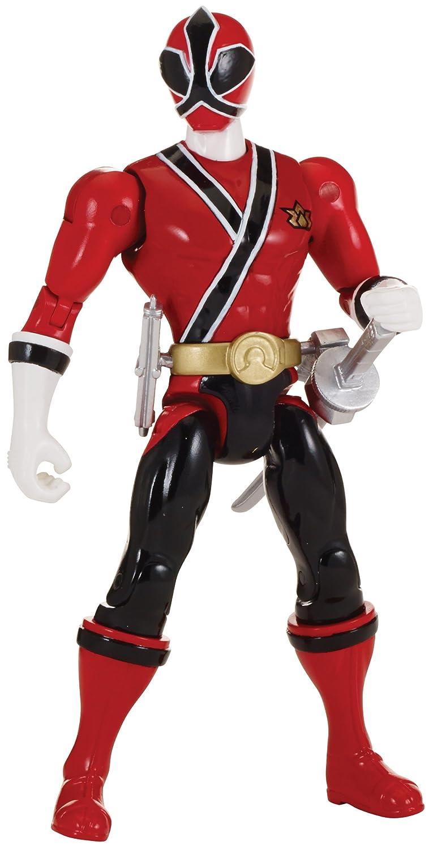 Amazon.com Power Rangers Super Megaforce - Samurai Red Ranger Action Hero 5-Inch Toys u0026 Games  sc 1 st  Amazon.com & Amazon.com: Power Rangers Super Megaforce - Samurai Red Ranger ...