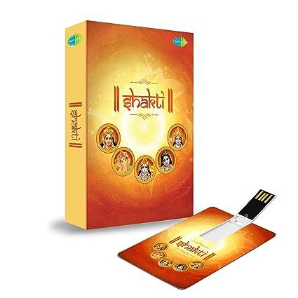 Music Card: Shakti (320 Kbps MP3 Audio)